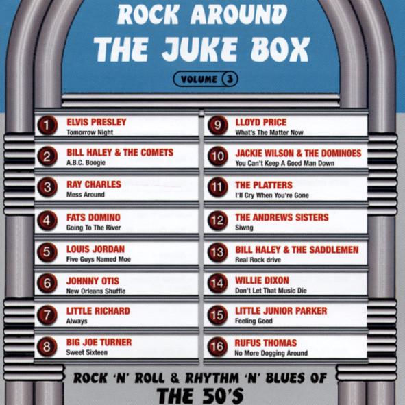 Vol.3, Rock Around The Jukebox