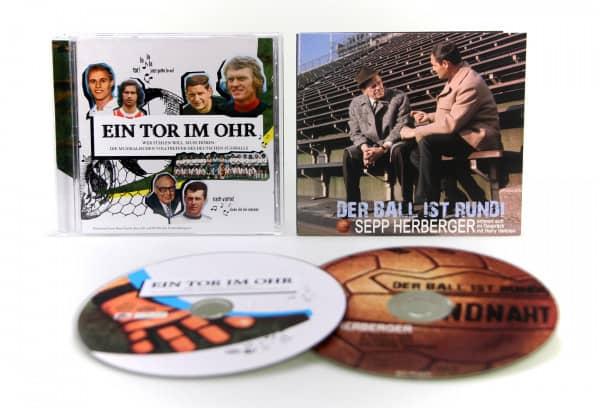 Fussball-WM Special - Der Ball ist rund & Ein Tor Im Ohr (2-CD Bundle)