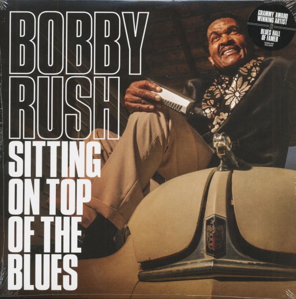 Sitting On Top Of The Blues (LP & Download)