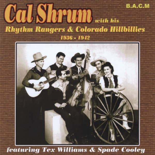Feat. Tex Williams & Spade Cooley