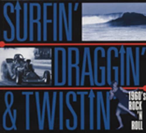 Surfin' Draggin' & Twistin - 60s R&R (Spar)