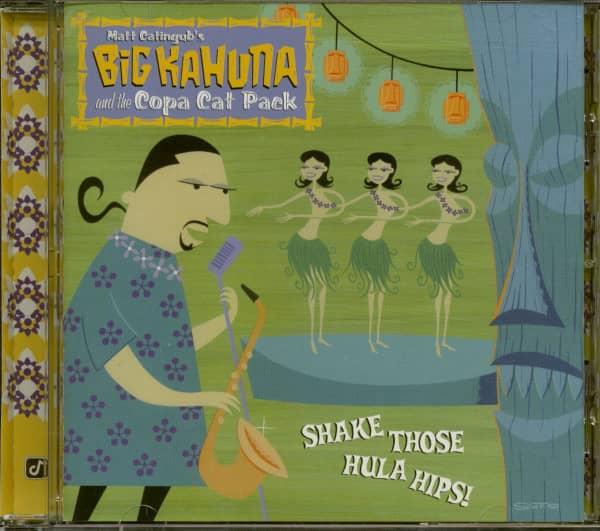 Shake Those Hula Hips (CD)
