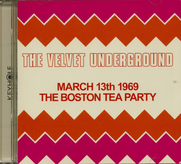 March 13th 1969 - The Boston Tea Party (2-CD)