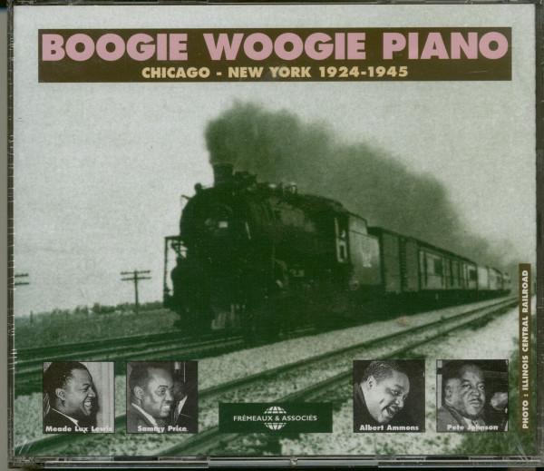 Boogie Woogie Piano 1924-45 2-CD