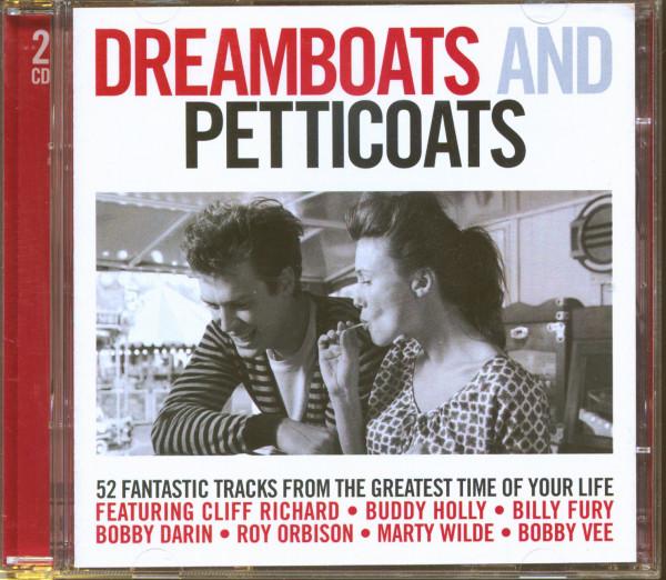 Dreamboats And Petticoats (2-CD)
