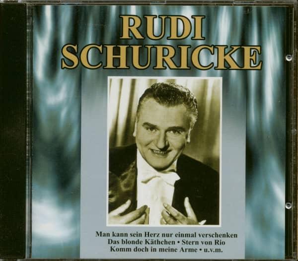 Rudi Schuricke (CD)