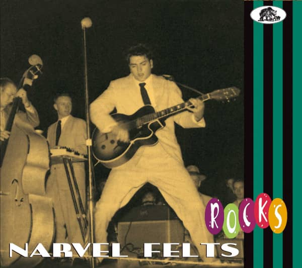 Narvel Felts Rocks (CD)