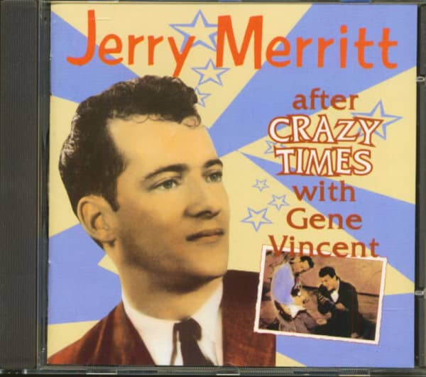 After Crazy Times With Gene Vincent (CD)