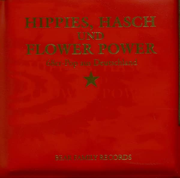 Hippies, Hasch und Flower Power (CD)