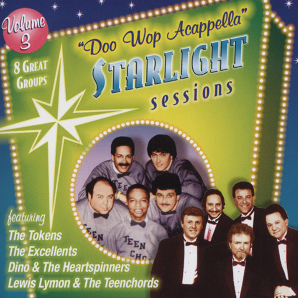 Vol.3, Doo Wop Acappella Starlight Sessions