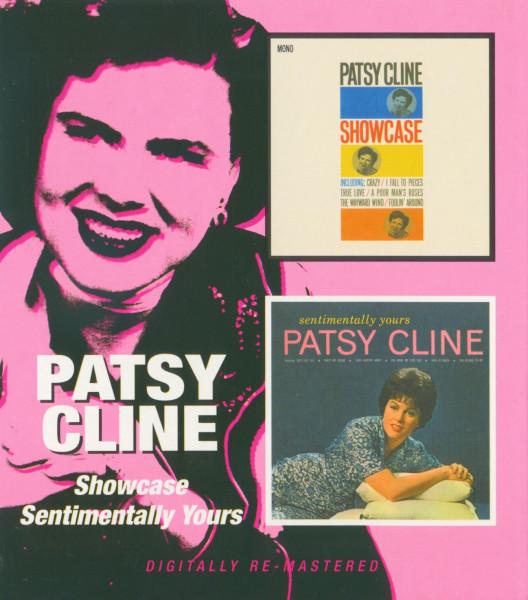 Showcase - Sentimentally Yours (CD)