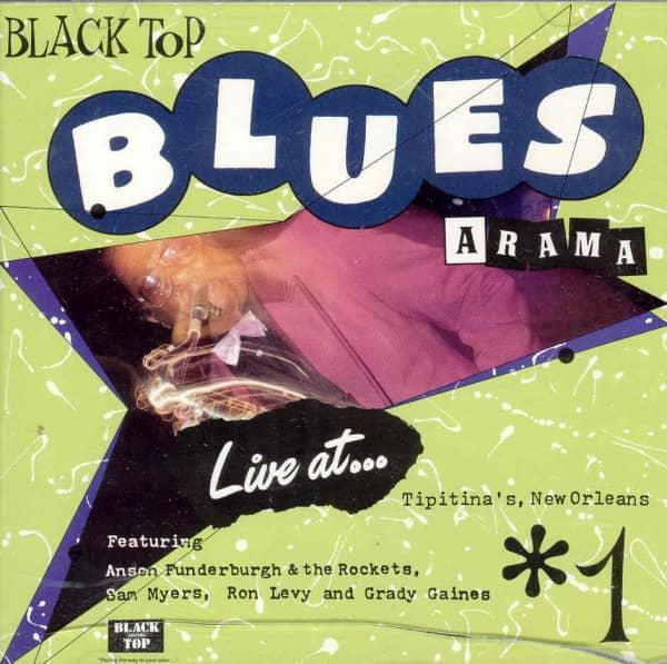 Blues-A-Rama Vol.1 - Live! (CD)