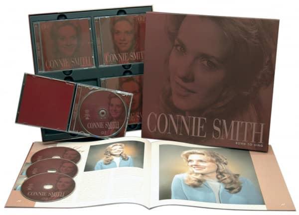 Born To Sing (4-CD)