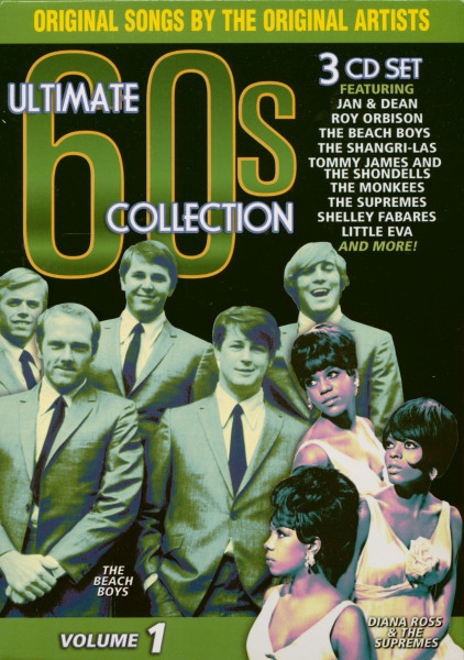 Ultimate 60s Collection - Volume 1 (3-CD)