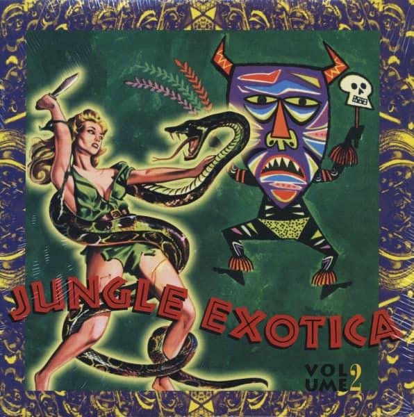 Jungle Exotica Vol.2 (LP)