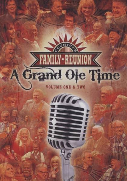 A Grand Ole Time 2010 (5-DVD Set)