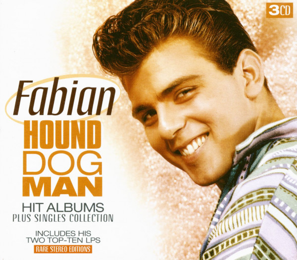 Hound Dog Man - Hit Albums...plus (3-CD)