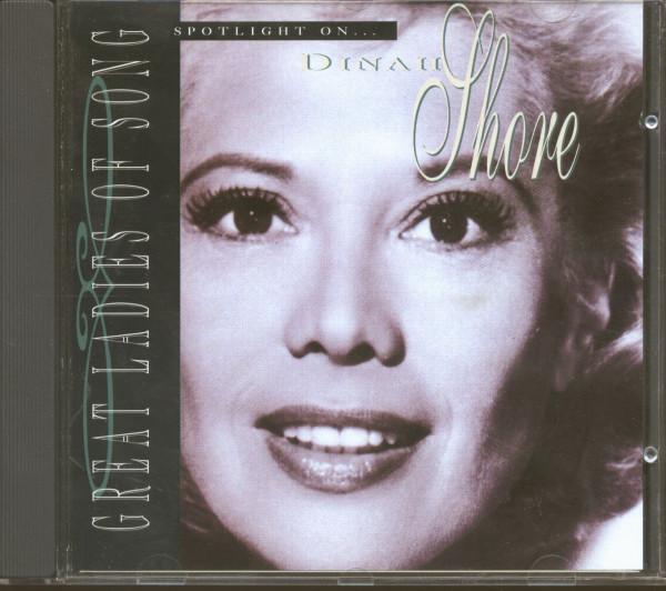 Great Ladies Of Song - Spotlight On... Dinah Shore (CD)