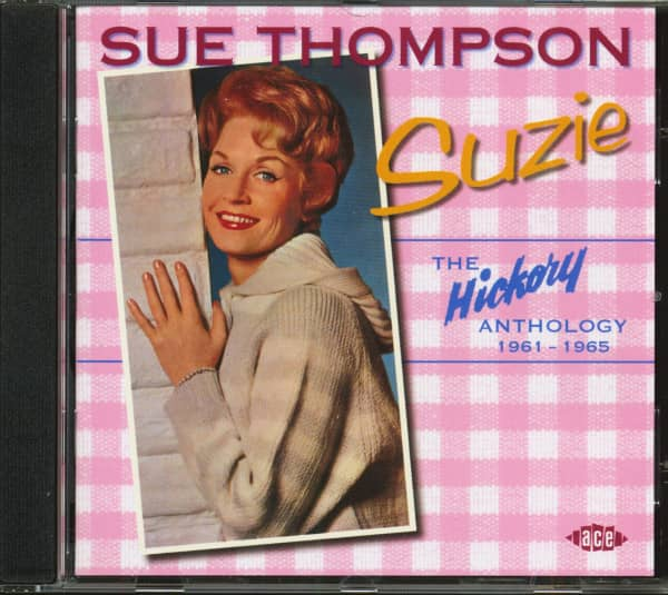 Suzie - The Hickory Anthology 1961-1965 (CD)