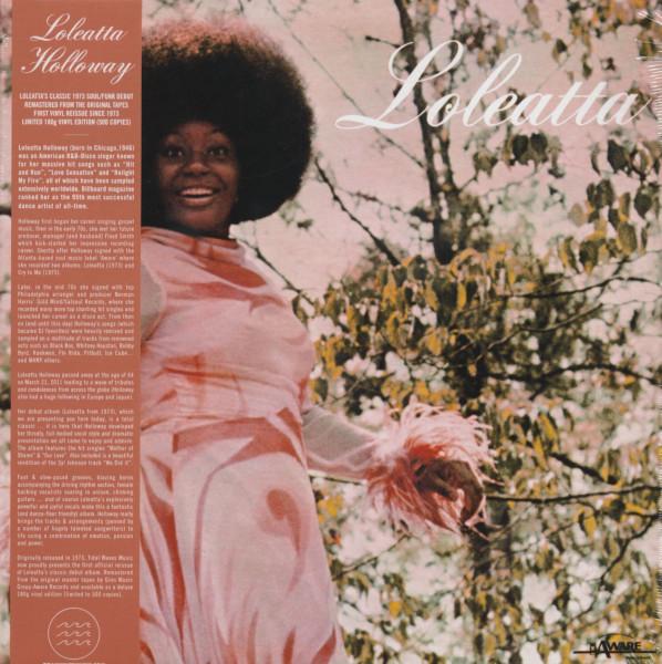 Loleatta (LP, 180g Vinyl, Ltd.)