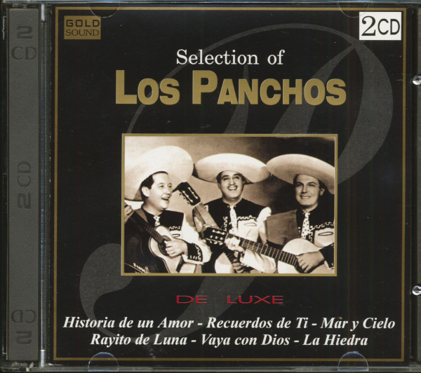 Selection Of Los Panchos (2-CD)