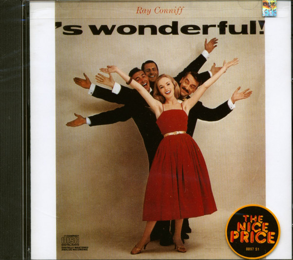 'S Wonderful (CD)
