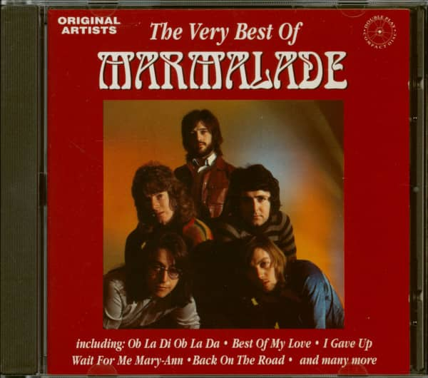 The Very Best Of Marmalade (CD)