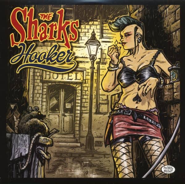 Hooker (LP, 10inch, Red Vinyl)