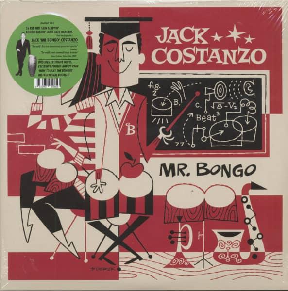 Mr.Bongo (2-LP)