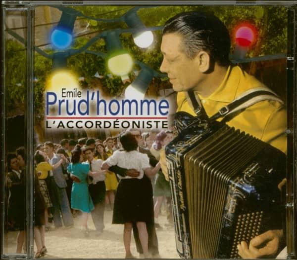 L'accordéoniste (CD)