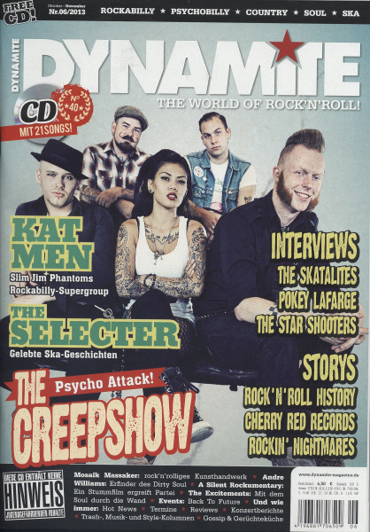 Nr.85 (2013-6) - Magazin & CD