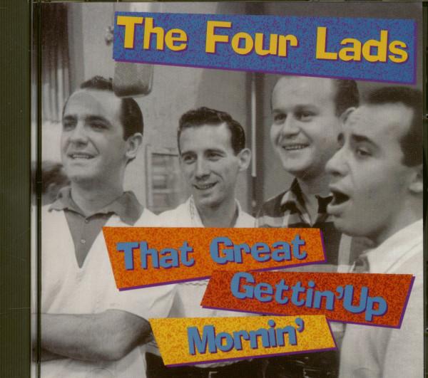 That Great Gettin' Up Mornin' (CD)