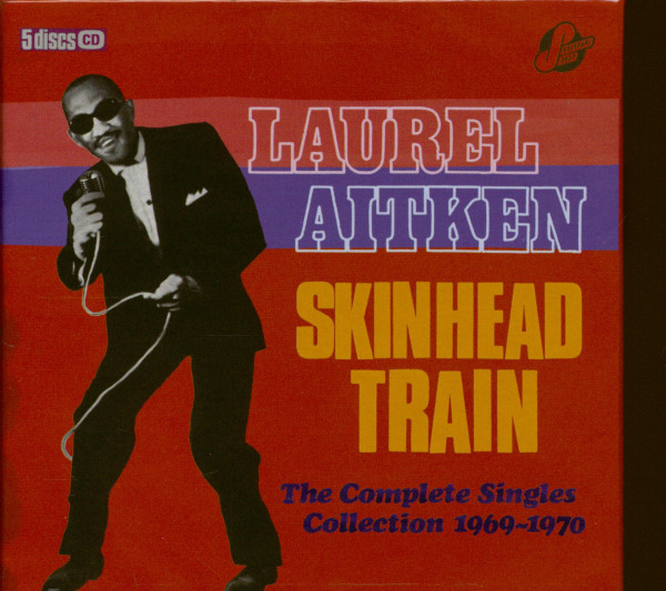 Skinhead Train - The Complete Singles Collection (5-CD)