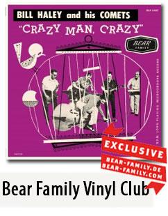 Bear Family Vinyl Club