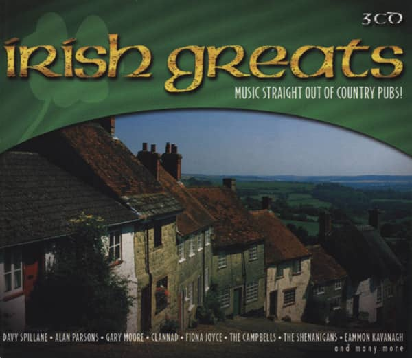 Irish Greats (3-CD)