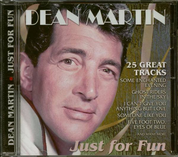 Just For Fun - 25 Great Tracks (CD)