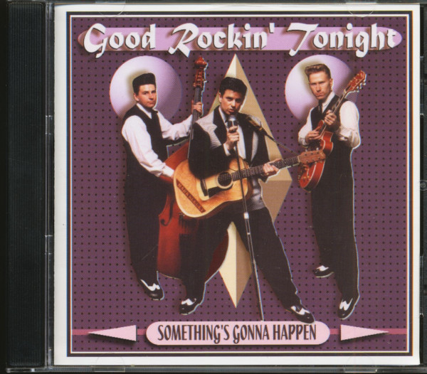 Something's Gonna Happen (CD)