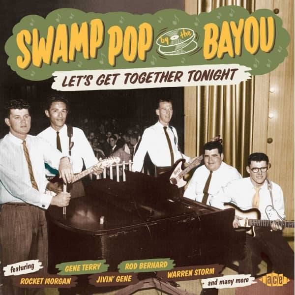 Swamp Pop By The Bayou - Let's Get Together (CD)