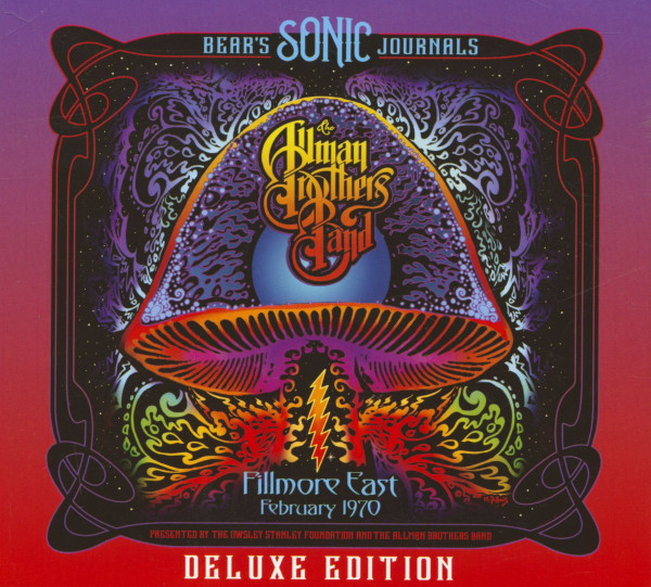 Bear's Sonic Journals - Fillmore East February 1970 (3-CD, Deluxe Edition)