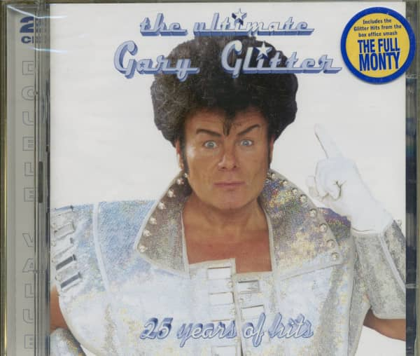 The Ultimate Gary Glitter - 25 Years Of Hits (2-CD)