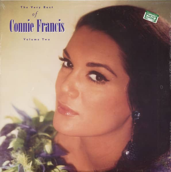 The Very Best Of Connie Francis Vol.2 (LP)