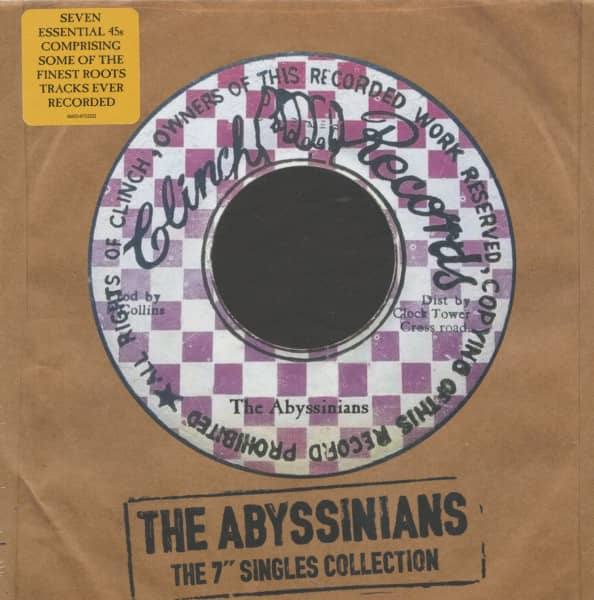 The Clinch Singles Collection (7-7inch, 45rpm)