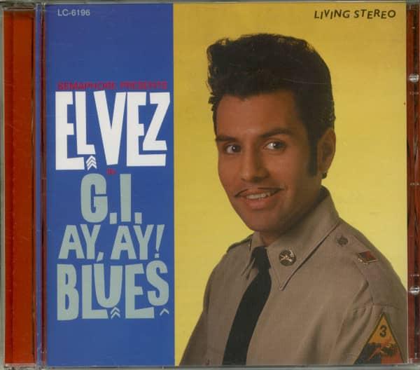 G.I. Ay, Ay! Blues (CD)
