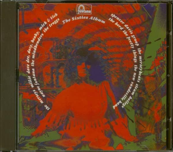 Fontana - The Sixties Album (CD)