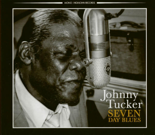 Seven Day Blues (CD)