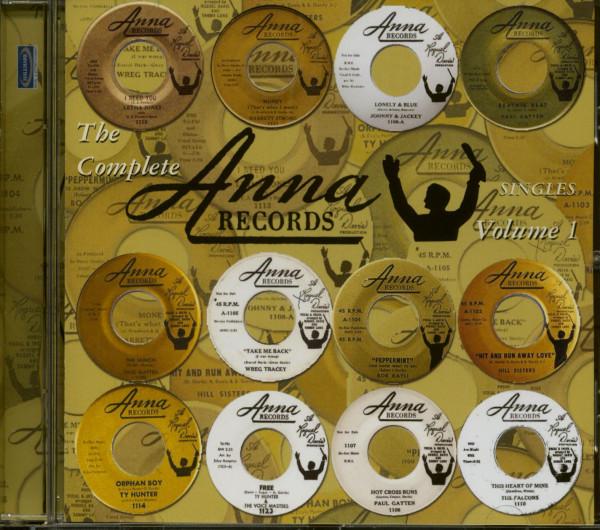 The Complete Anna Records Vol.1 (CD)