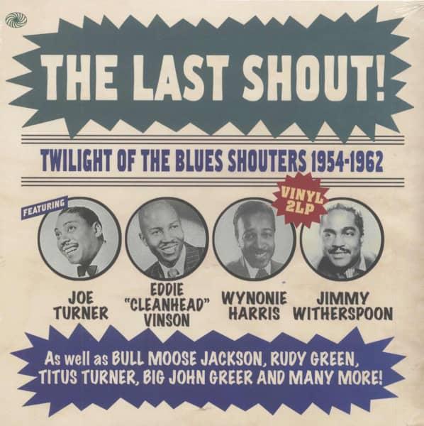 The Last Shout (2-LP)