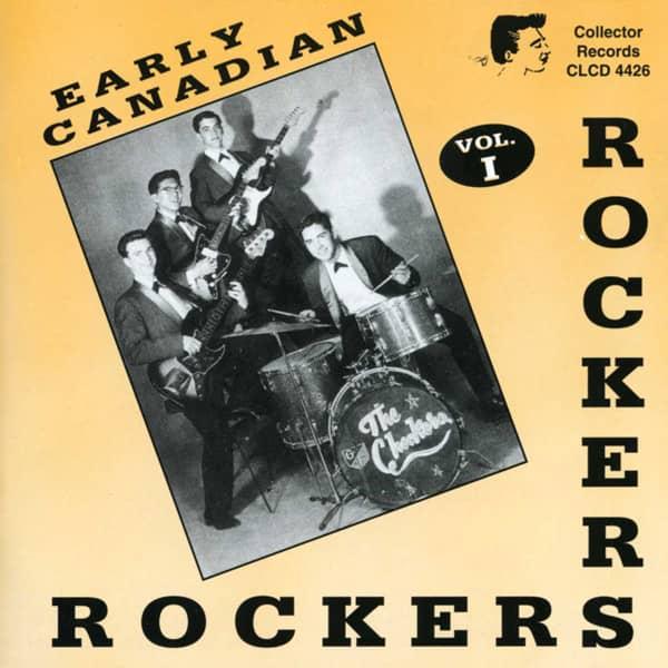 Early Canadian Rockers