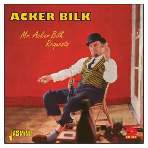 Mr. Acker Bilk Requests (2-CD)