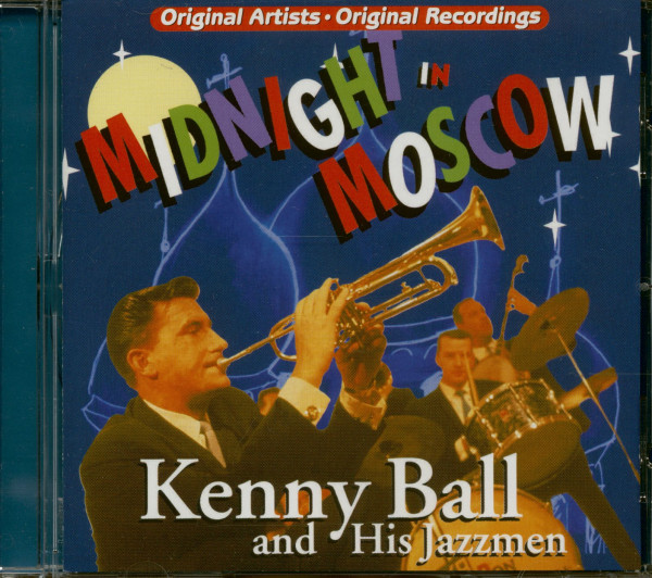 Midnight In Moscow (CD)